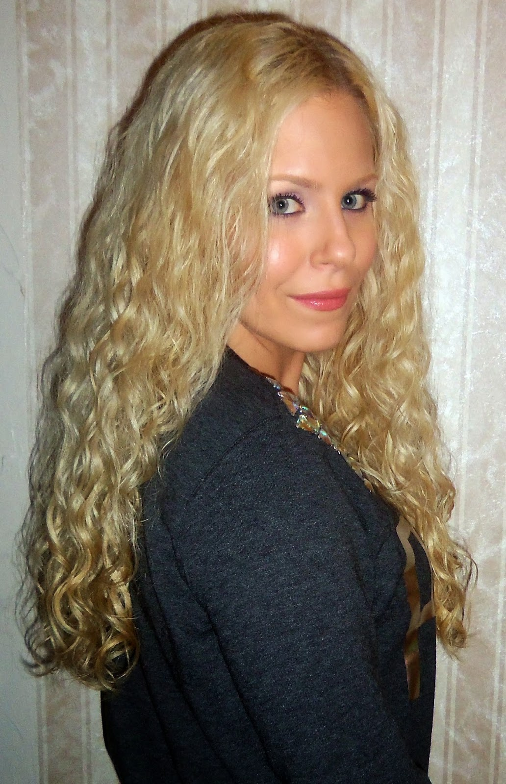 Platinum Blonde Hair With Brown Underneath Brassiness in blonde hair