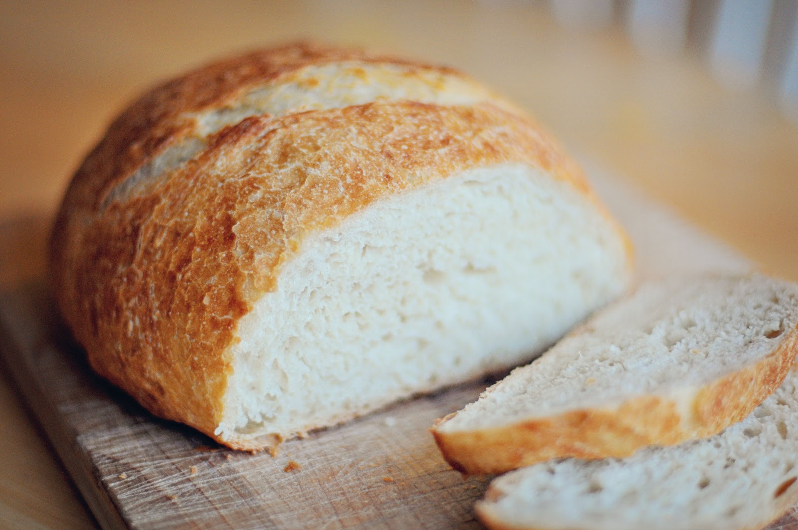 Barefoot and Baking: Quick Artisan Bread