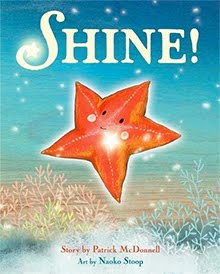 New Picture Book SHINE!