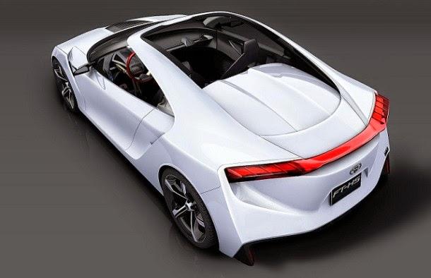 Cars Release: 2015 Toyota Supra Hybrid Concept