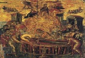 Η καινοτομία του Ελ Γκρέκο στην εικόνα της Κοιμήσεως της Θεοτόκου
