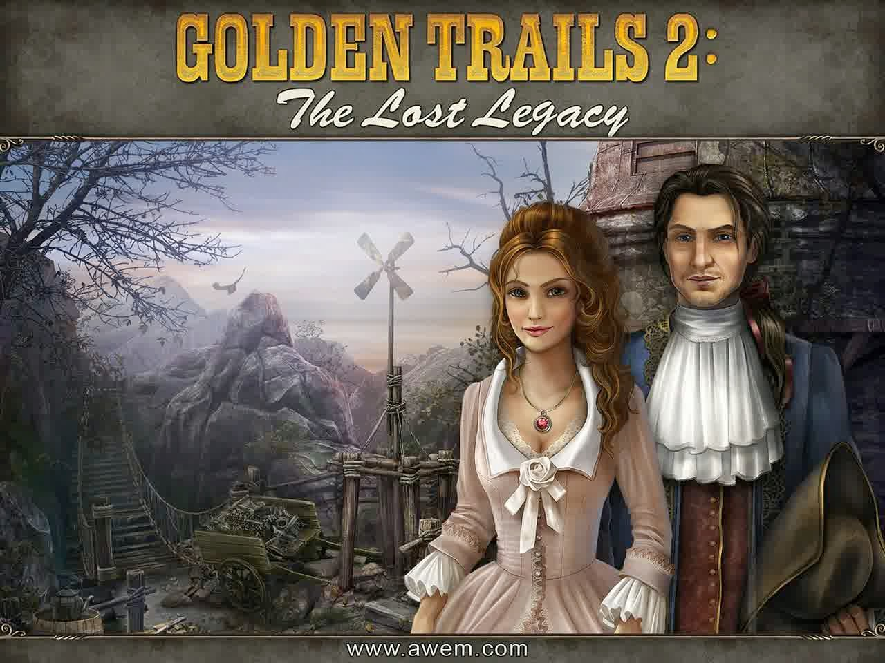 game golden trails 2