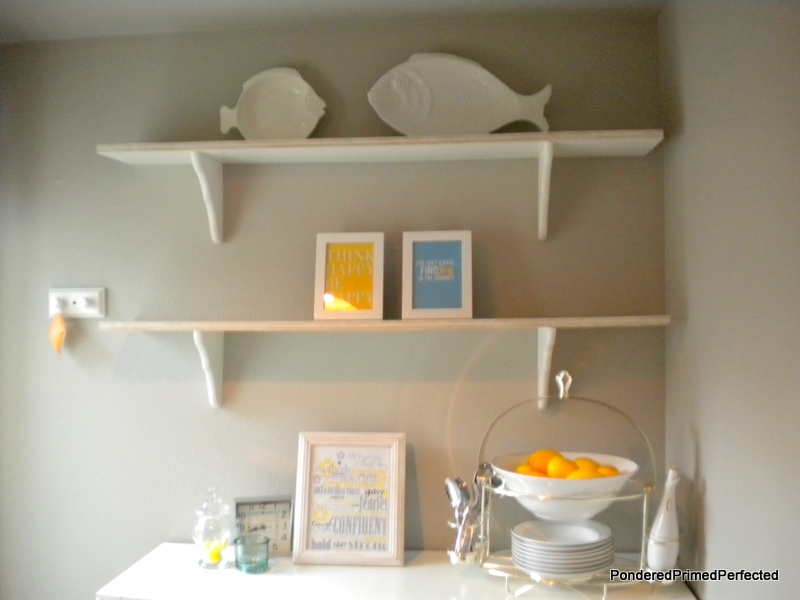 Pondered Primed Perfected: $25 Laundry Room Makeover Reveal