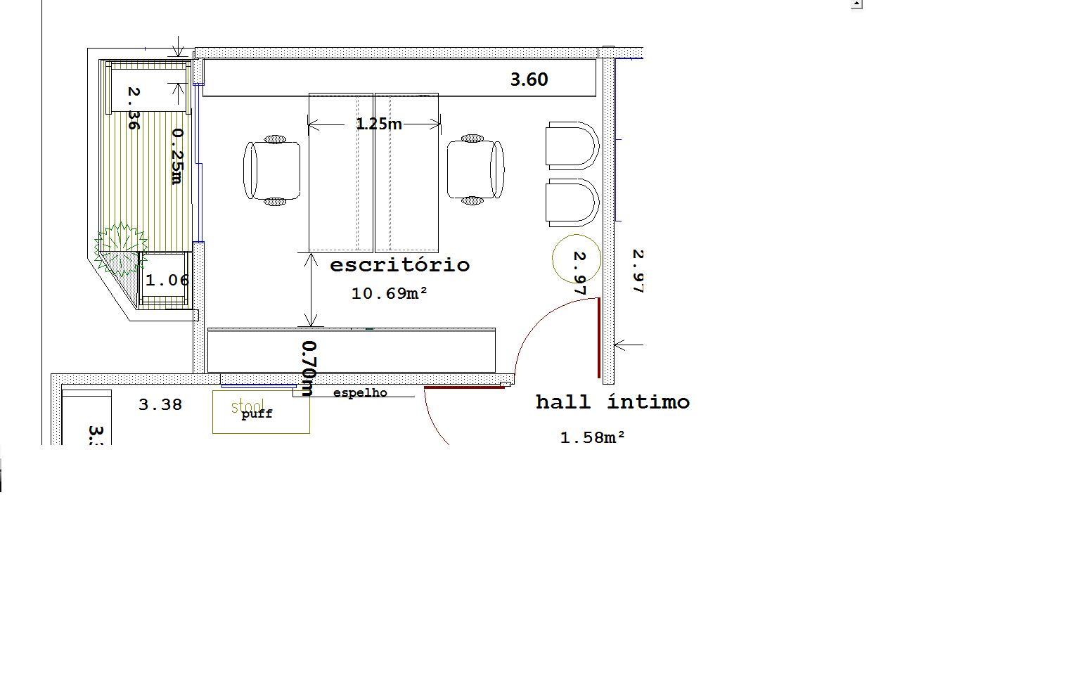arquitetura & decor: um projeto de reforma plantas e algúns detalhes #864745 1536 960