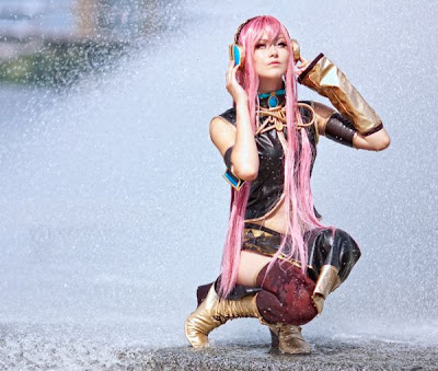 Cosplay Girls Wallpapers