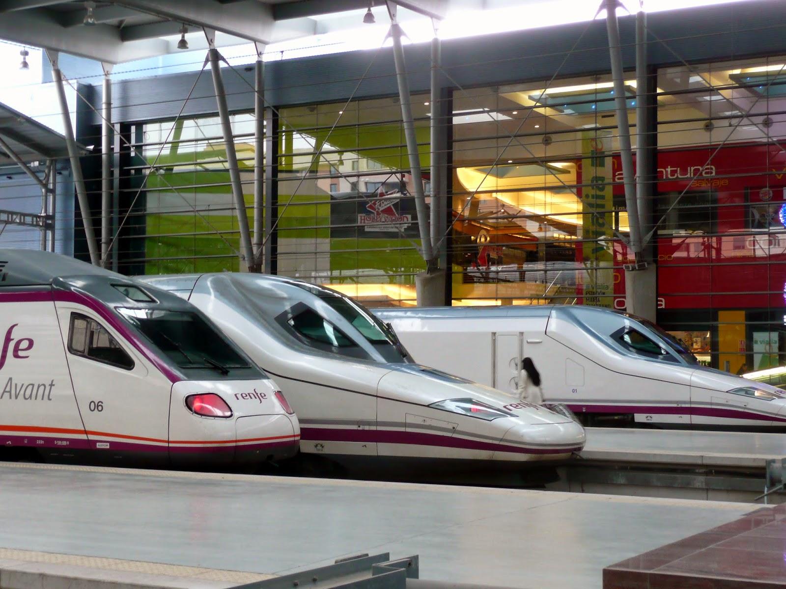 Emeota Cheap Airport Parking Malaga Train Station And Port