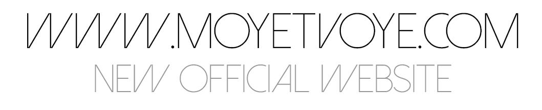 Moye Tvoye - Lifestyle and Mood Blog