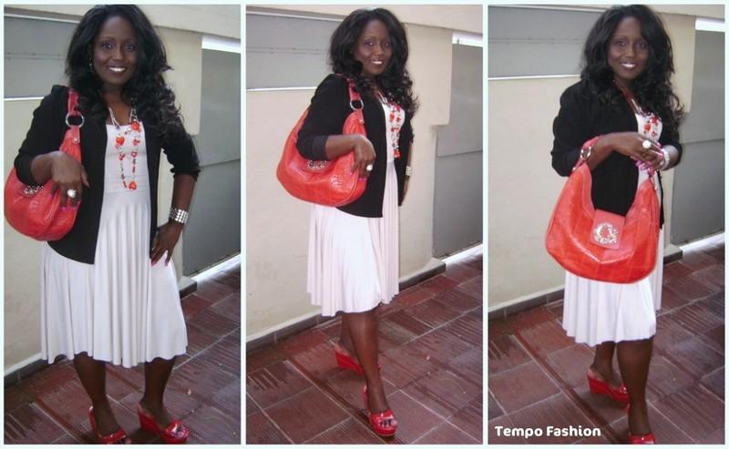 Look da Vez  o vermelho que alegra o dia – Tempo Fashion c98351ca1178c