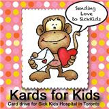 Kards for Kids at Toronto's Hospital for Sick Children