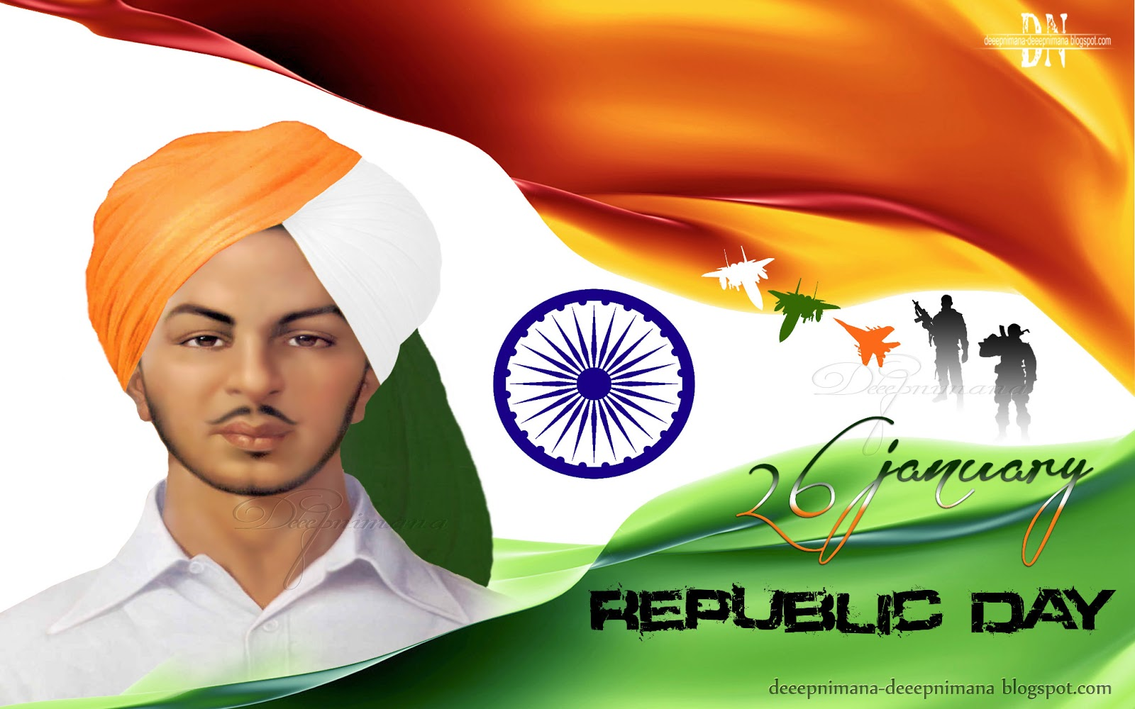 ... images and information: Bhagat Singh Original Photo With Indian Flag