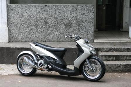 Modif Yamaha Mio Terbaru