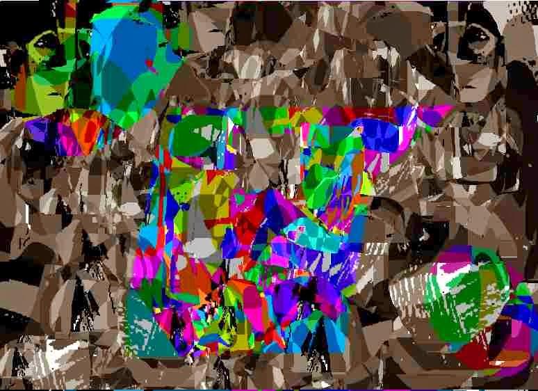 signature des oeuvres authentizität mischa vetere DIE GEISTIGE REVOLUTION la révolution mentale TMR