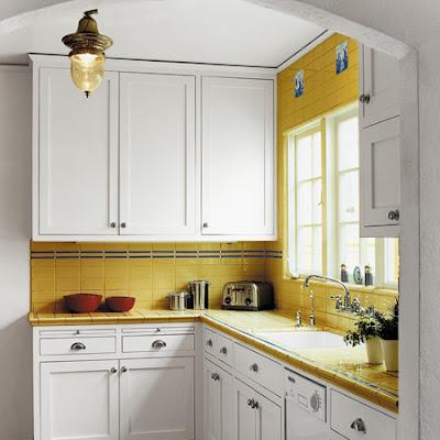 cozinha pequena como decorar?