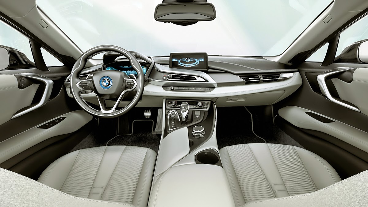 2017 bmw i8 msrp price horsepower interior and overview for Bmw i8 interior