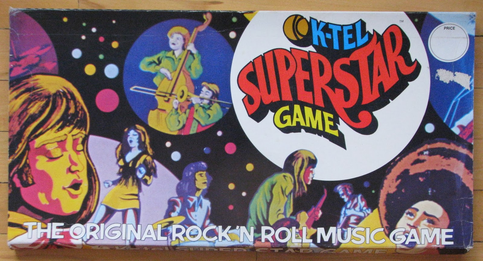 we will bury you k tel superstar game