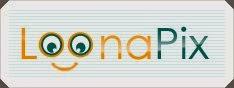 Site de montagem de fotos Loonapix