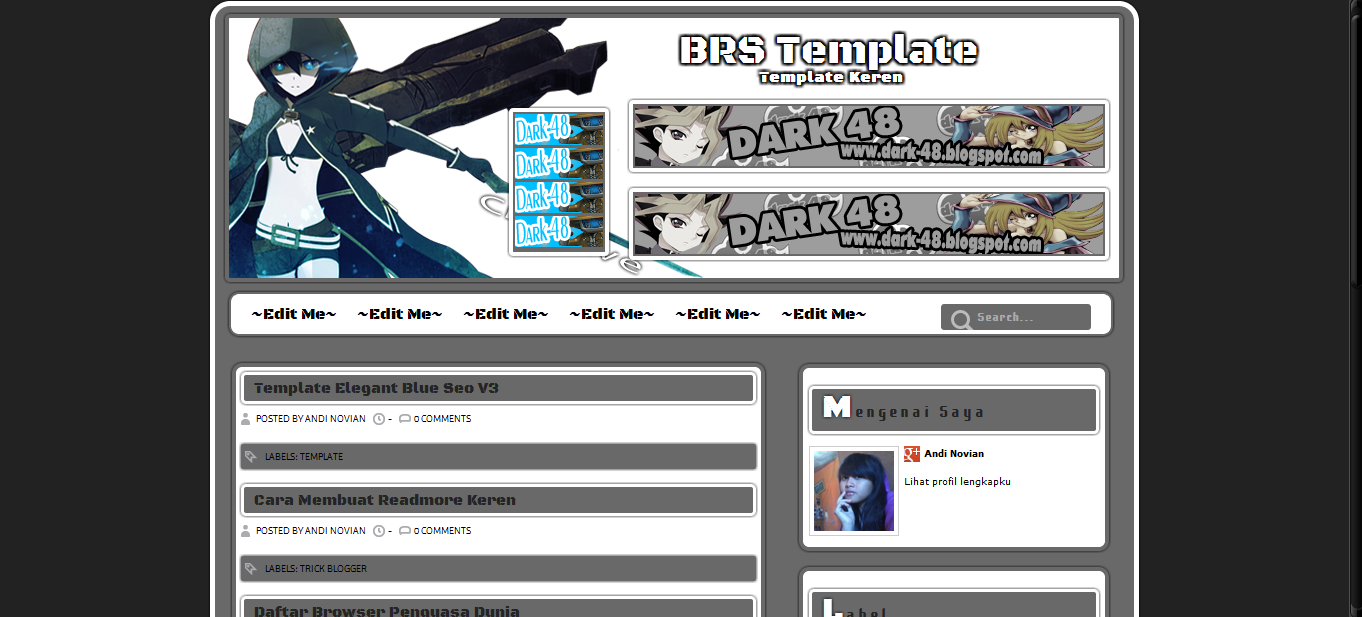 BRS Template