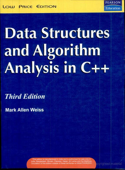 data structures and algorithms textbook pdf