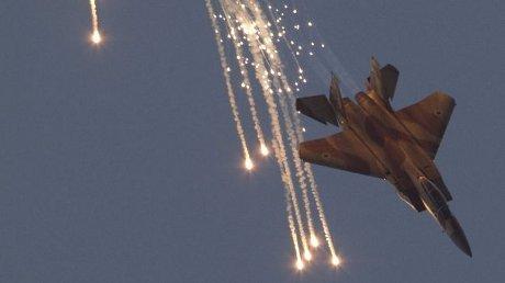 Balas Serangan Roket, Israel Bombardir Gaza