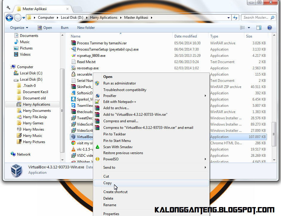 Cara Upload File di Google Drive melalui windows explorer