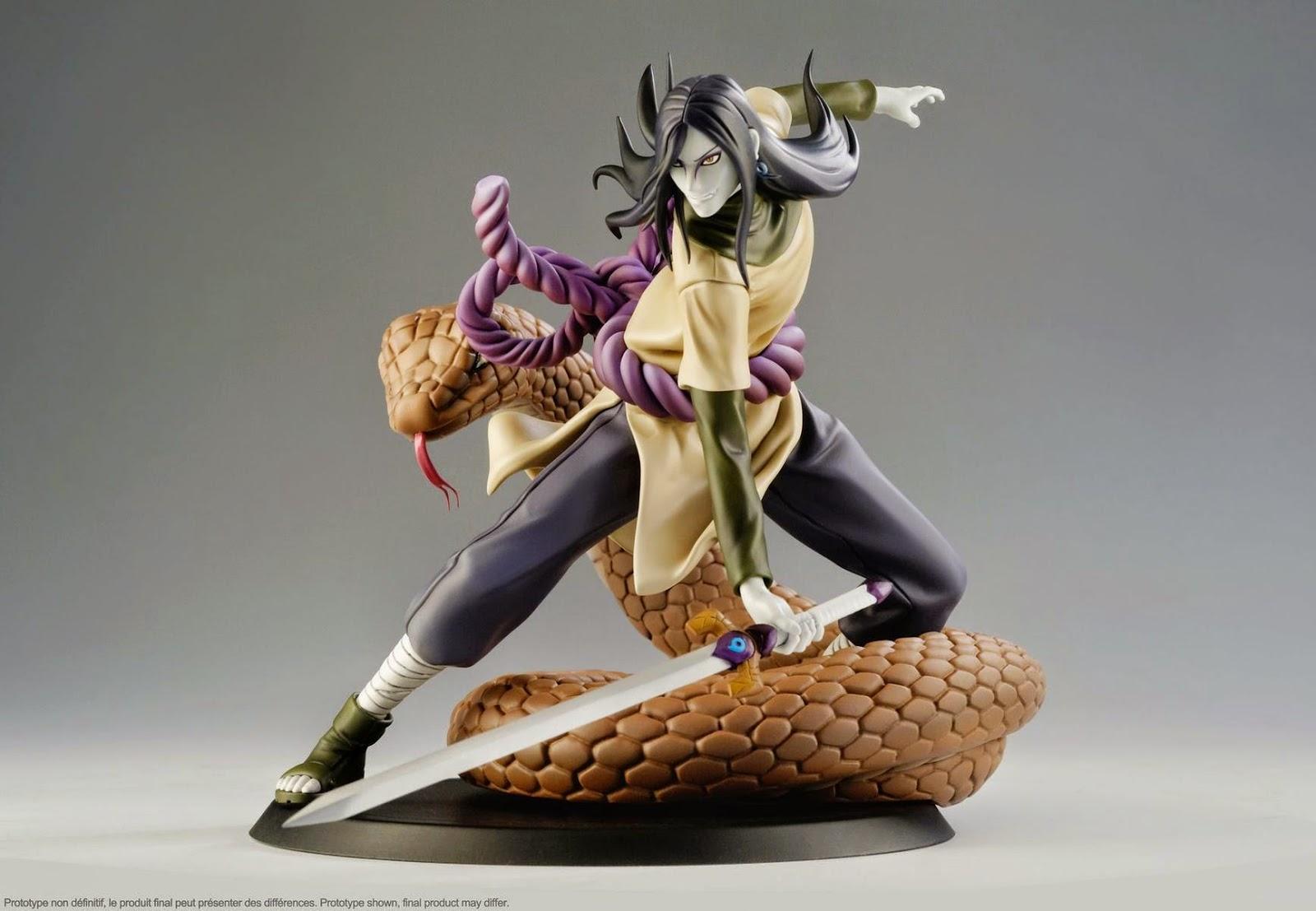 Orochimaru della Tsume