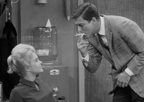 Crummy Buttons Dick Van Dyke Episode