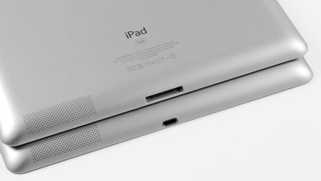 iPad 4 aluminum shell