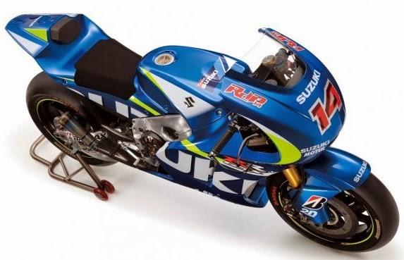 Suzuki GSX-RR MotoGP 2015