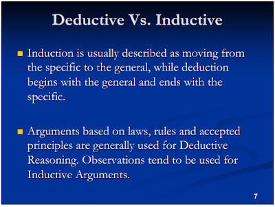 What Is the Difference Between Inductive Vs. Deductive Reasoning?