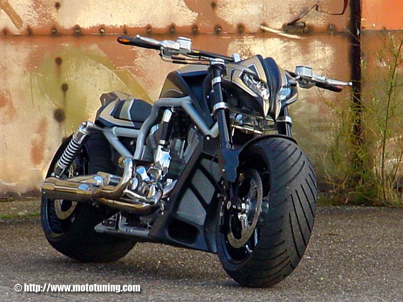 Harley-Davidson V-Rod Motorcycles