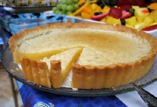Como Preparar Pastel de Limón, Recetas de Cocina, Postres