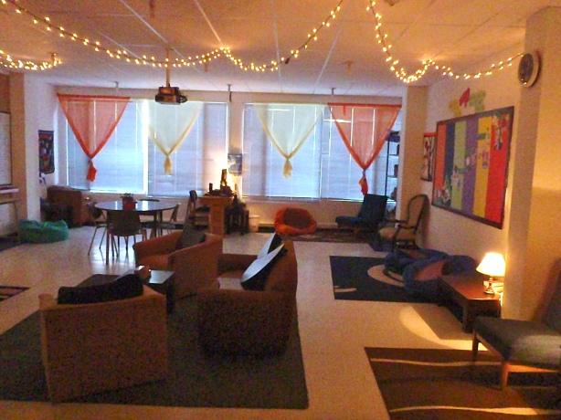Zen Classroom Decor ~ The deskless classroom inspiration