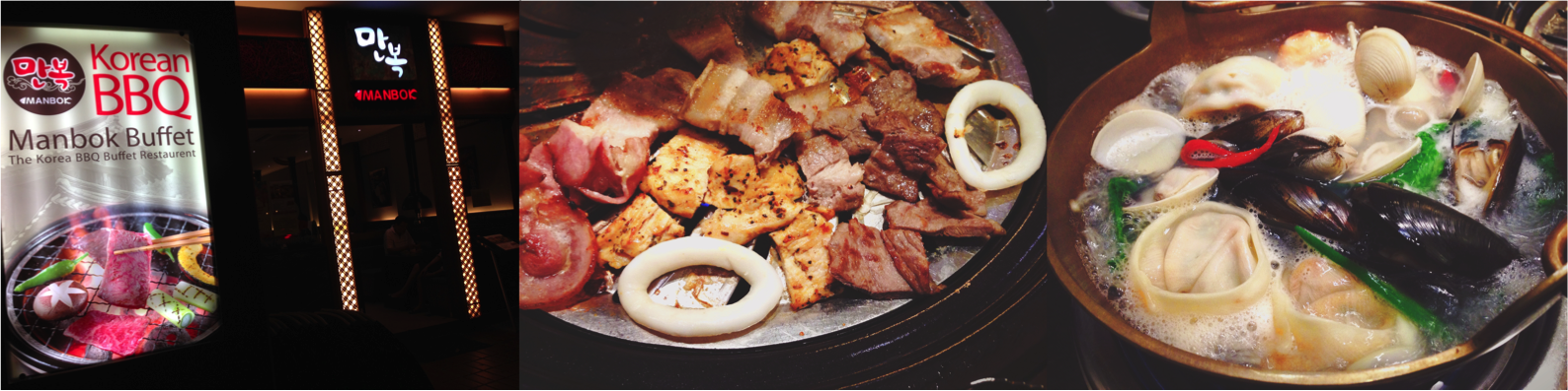 Manbok Korean BBQ & Steamboat Chinatown Singapore