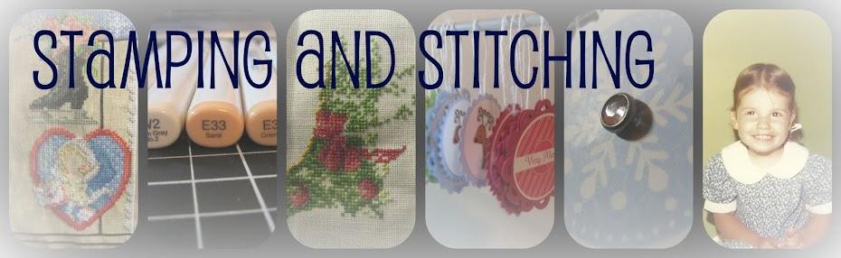 DIPStamping and Stitching