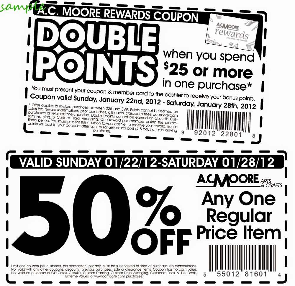 Ac moore 50 coupon printable : Coupon codes for light in the box dresses