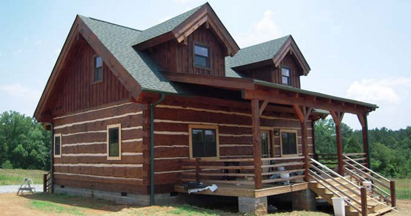 Beautiful Rustic Cabin Timber Frame Houses