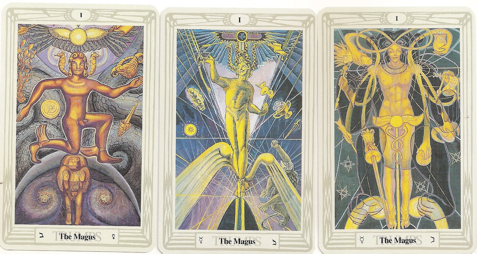 Tarot And More 4 Tarot Symbolism The Caduceus