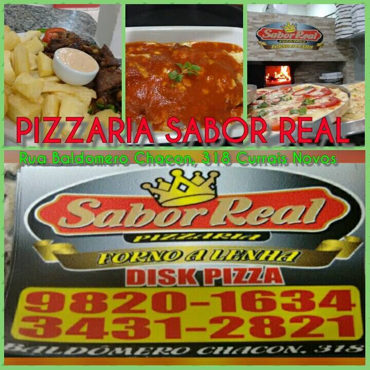 PIZZARIA SABOR REAL