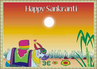 Happy Makar Sankranti Greeting Cards Messages 2015 Collection
