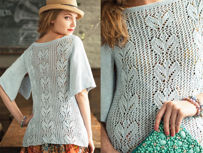 ... Tabetha Hedrick Knitwear Design - Knitting Patterns: Vogue Knitting