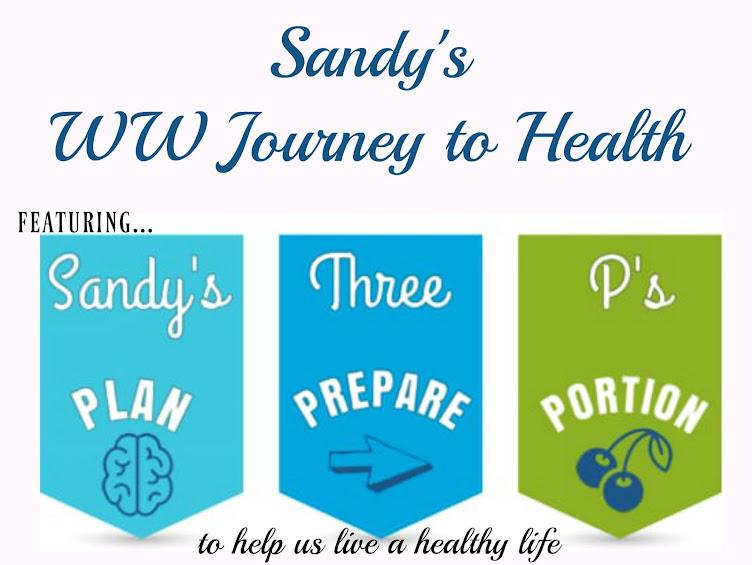 Sandy's WW Journey to Health