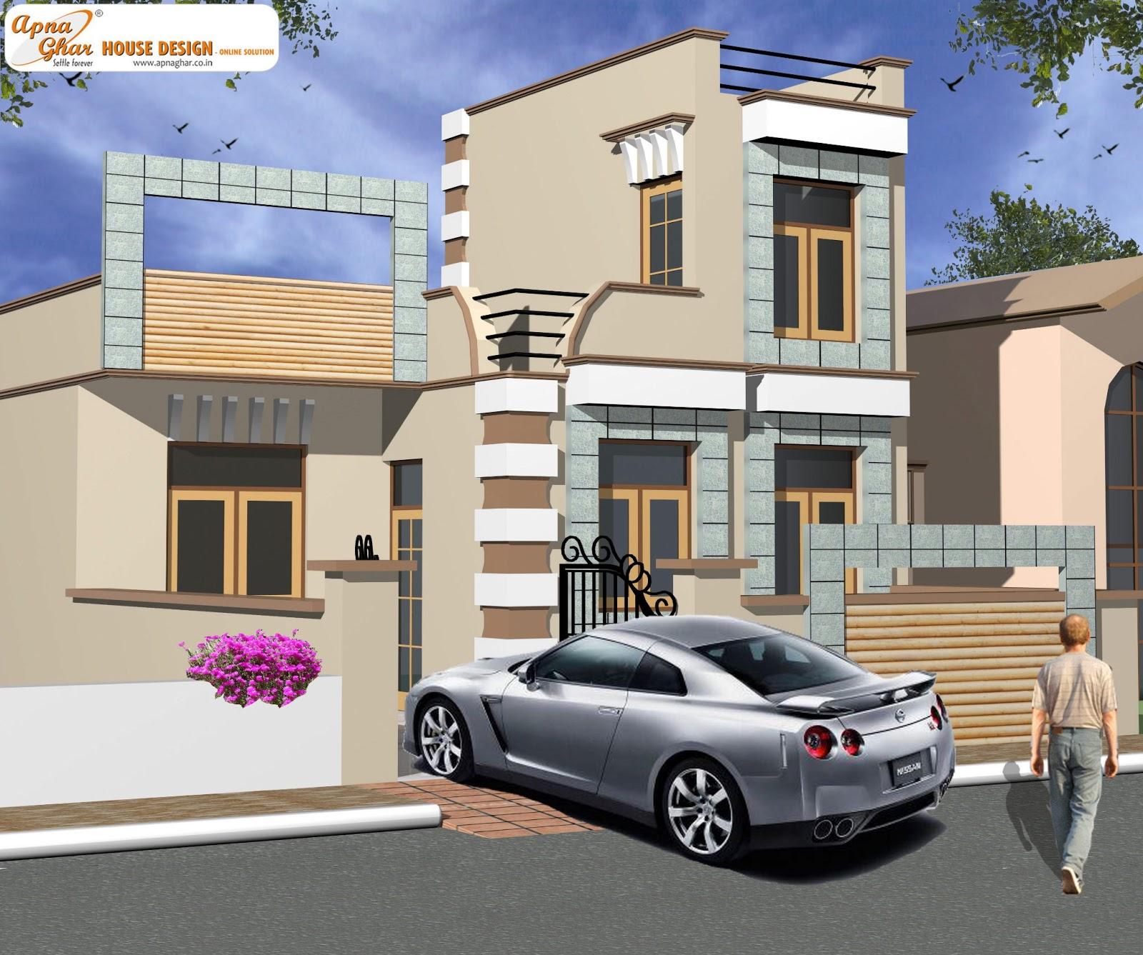 Apna ghar house designs joy studio design gallery best for Ghar design photo