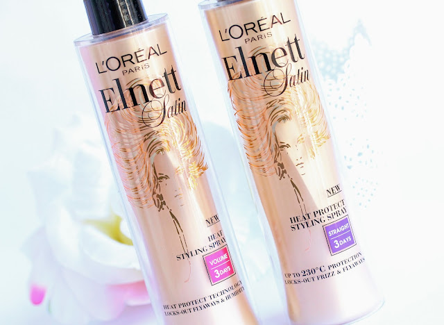 Loreal Elnett Heat Styling Spray