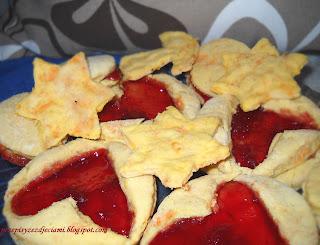 marchewka ciastka