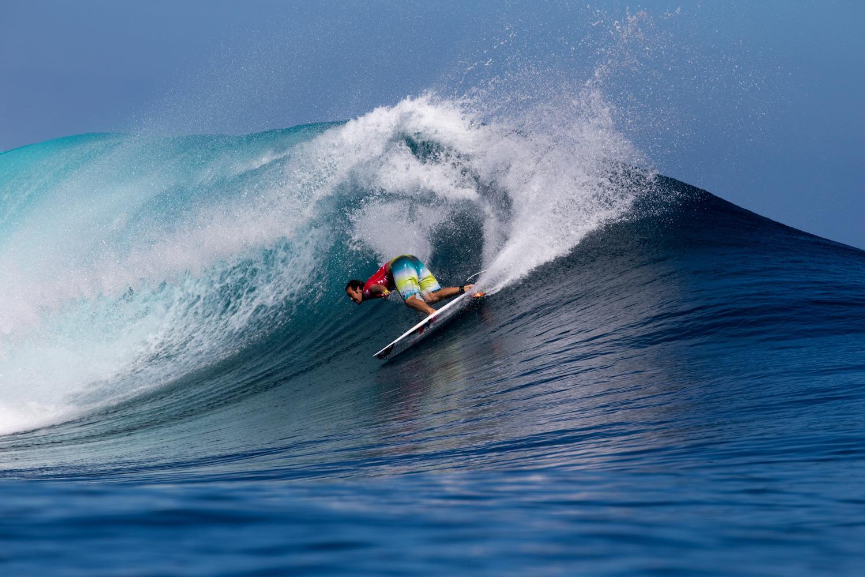 Volcom Fiji Pro 2013 Cludbreak Restaurants surfing WCT Bielmann