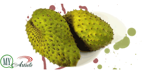 Soursop,Fruit,Skin,Beauty