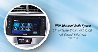 audia sistem grand new avanza 1,5G 2015