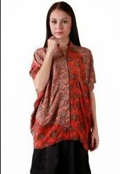 Model Baju Batik Wanita Danar Hadi Batik Indonesia