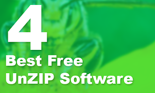 4 Best Free Unzip Software for Windows