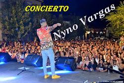 CONCIERTO DE NYNO VARGAS